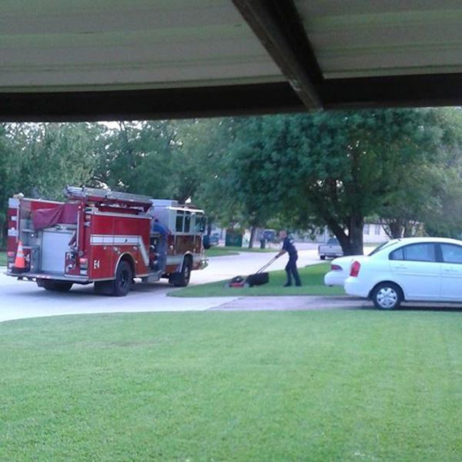 firefighters-mow-lawn-01
