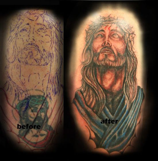 jesus-christ-tattoo