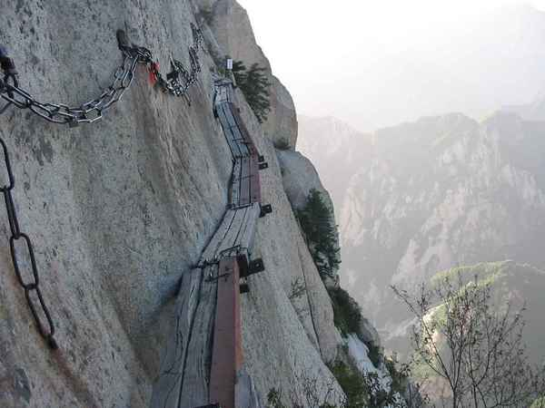 mount-hua-shan-trail-planks