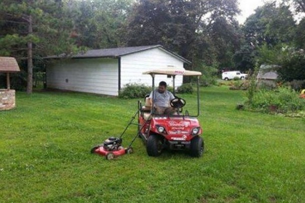 mowing-the-lawn-lazy-people