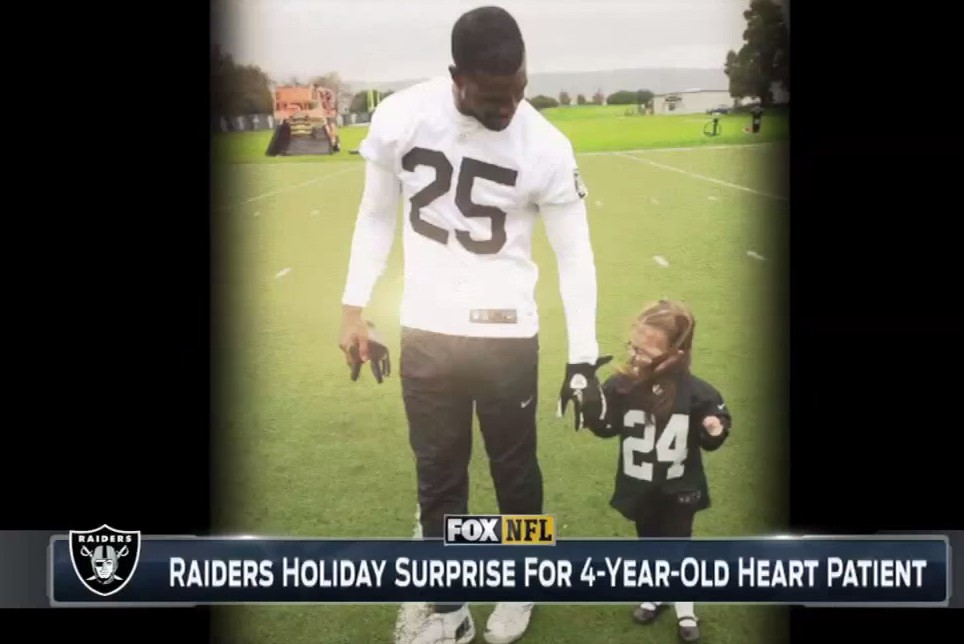 raiders-player-donates-game-check-to-4yo-heart-patient
